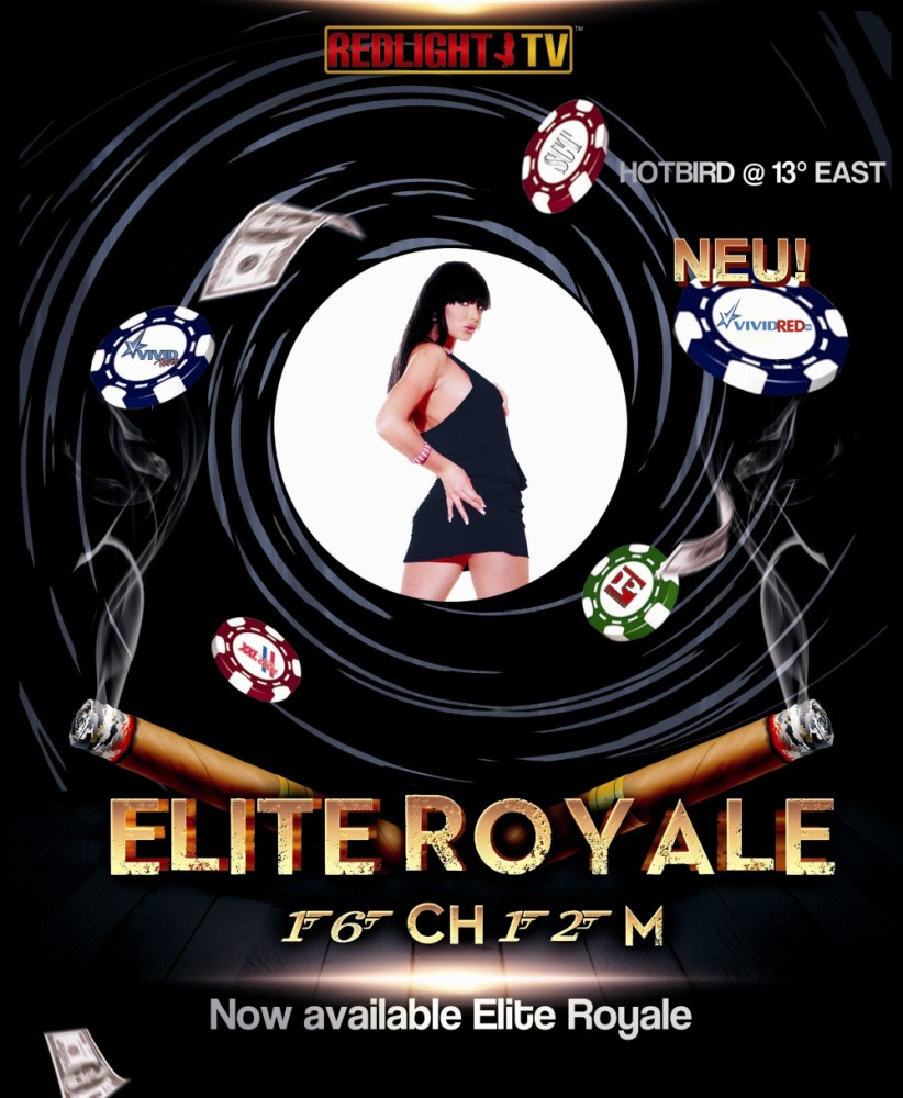 Redlight Elite ROYALE 14 Sender Viaccess Karte - Laufzeit 12 Monate
