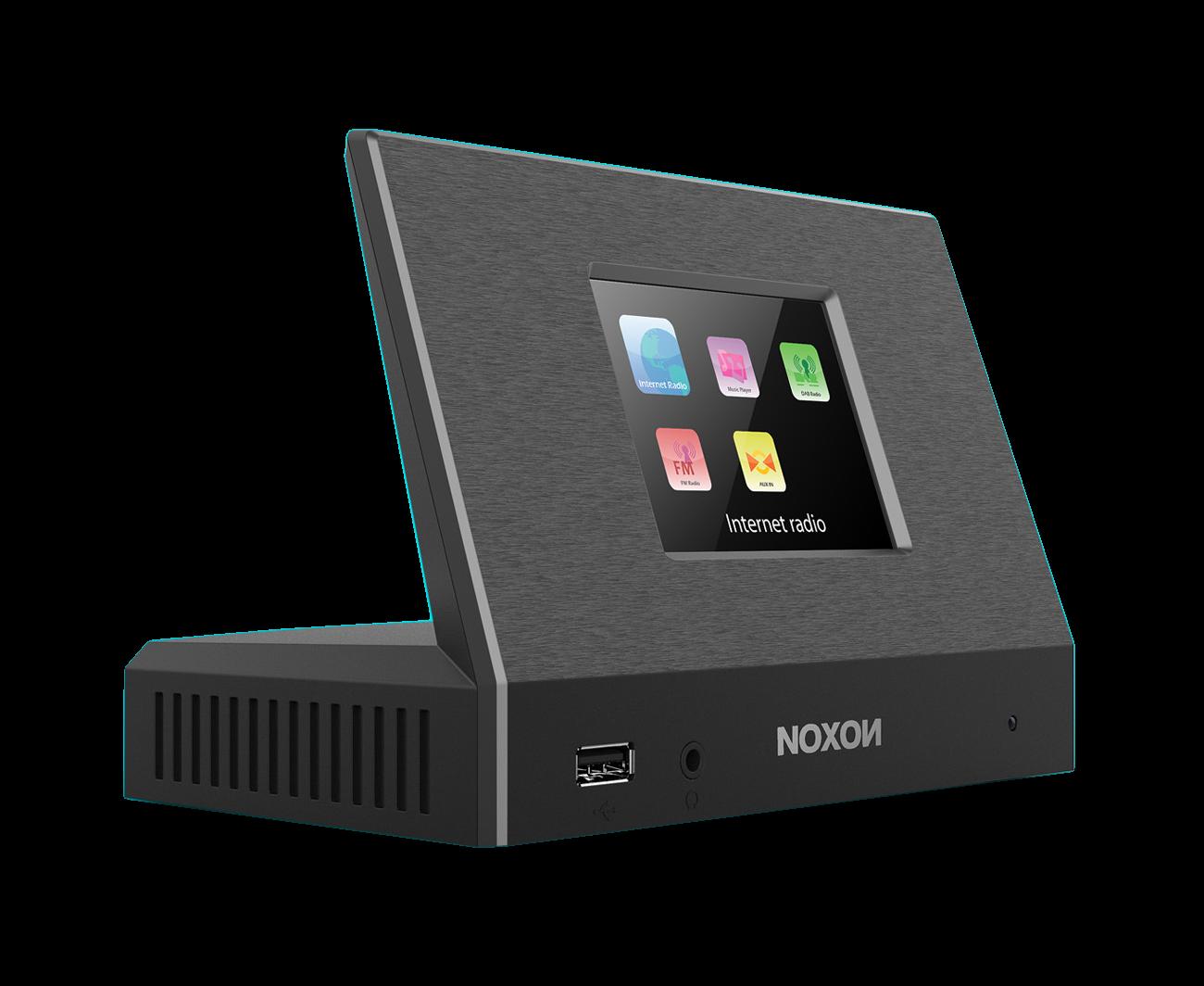 NOXON Audioadapter A120+ schwarz