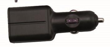 Albrecht Doppel - USB - Zigarettenadapter