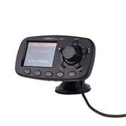 Albrecht DR 57 Autoradio DAB+ Adapter mit Bluetooth Freisprechanlage, FM Transmitter