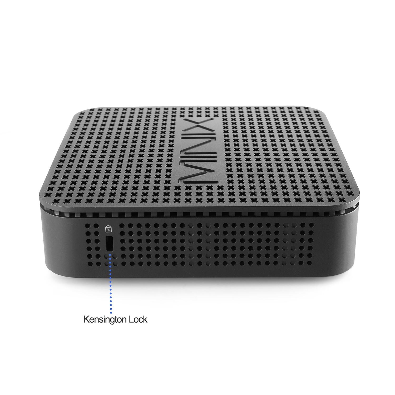 Minix NEO G41V-4 Intel Gemini Lake N4100 Ultimative Fanless MINI PC Windows 10 Pro Triple-Display Mini PC