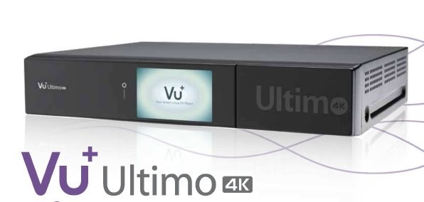 VU+ Ultimo 4K 1x DVB-S2 FBC Twin Tuner / 1X DVB-C FBC Tuner PVR ready Linux Receiver UHD 2160p