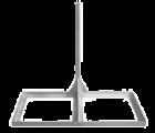 TECHNISAT Balkonständer, mit 2 Gehwegplatten-Aufnahmen