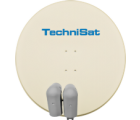 Technisat GIGATENNE 850 BEIGE mit 2x Quatro LNBs geeignet für Multischalter