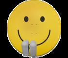 Technisat GIGATENNE 850 SMILEY-GELB mit 2x Quatro LNB geeignet für Multischalter 9728/8885