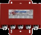 EMP - Centauri 2-fach Einspeisweiche WSG, SAT-TV Einschleusweiche / Bereichsweiche P.180-W
