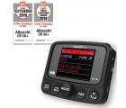 Albrecht DR 56+ DAB+ Autoradio Adapter mit Bluetooth, Freisprecheinrichtung, DAB+, Service Following