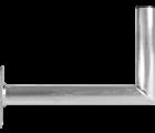 Technisat TechniPlus 45 Wandhalter Alu 450x50mm