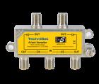 TechniSat 4-Wege Verteiler, 4x DC-Durchlass, Diodenentkoppelt