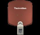 Technisat DigiDish 45 Universal twin LNB, ROT