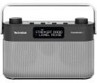 TechniSat Techniradio 8 schwarz/silber