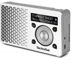 TECHNISAT DIGITRADIO 1, weiss / silber