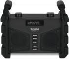 TechniSat DigitRadio 230 OD, Baustellenradio Schwarz
