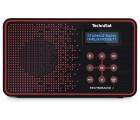 TECHNISAT TechniRadio 2 schwarz / rot