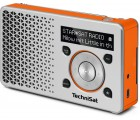 TechniSat DIGITRADIO 1, silber / orange