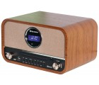 Roadstar HRA-1782ND+BT Retro Design Radio Holz DAB+/UKW CD Bluetooth Vintage
