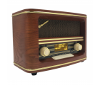 Roadstar HRA-1500D+ Vintage Retro Design DAB+/UKW Radio