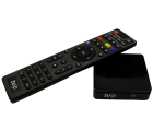 TVIP S-Box v.412se IPTV HD Multimedia Box Android WLAN schwarz