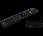 TVIP S-Box v.410 IPTV HD Multimedia Box Android schwarz