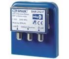 Spaun Diseqc-Schalter SAR 212 WSG Switch 2/1
