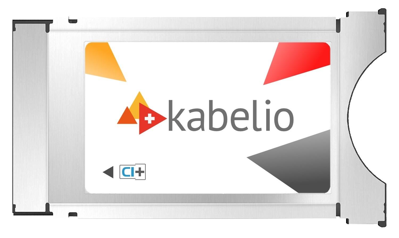 Kabelio CI+ Zugangsmodul inkl. 3 Monate Zugang
