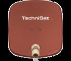Technisat Digidish 45 single Ziegelrot