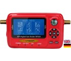 Octagon Sat-Finder Messgerät SF518 LCD HD USB 2.0 Spektrum