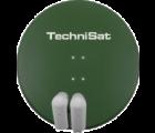 Technisat GIGATENNE 850 GRÜN mit 2x Quatro LNB geeignet für Multischalter 9728/8882