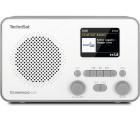 TechniSat Techniradio 6 IR weiss-grau