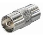 Koax Verbinder Kupplung-Kupplung 9,5 mm