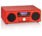Roadstar HRA-9D+BT/RDL Rot lackiert DAB+/UKW Radio CD Bluetooth