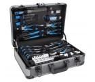 Karcher Werkzeugset im Koffer 101 Teile + 200-teiliges Nagelset