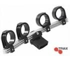 Triax TD-Multiblock für 4 LNB