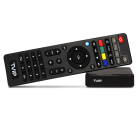 TVIP S-Box v.530 Mediacenter IPTV 4K HEVC HD Multimedia Stalker Streamer